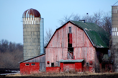 Old Buildings and Barns
