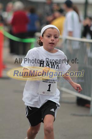 1 Mile Finish - 2012 Shamrock N Roll