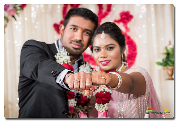 Viveka & Bobby's Engagement 2021