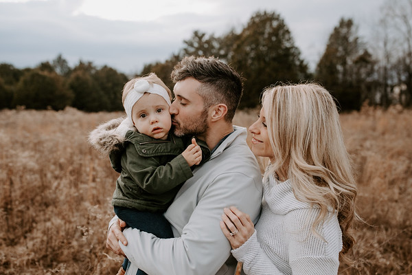 Moore // 18m + Family Session