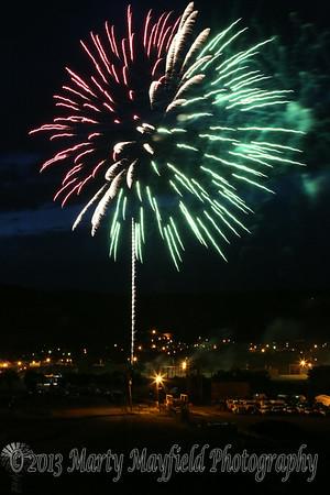 2014 Raton Fireworks