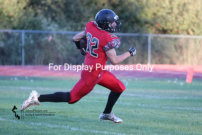 FB 2016-09-03 Coupeville vs South Whidbey