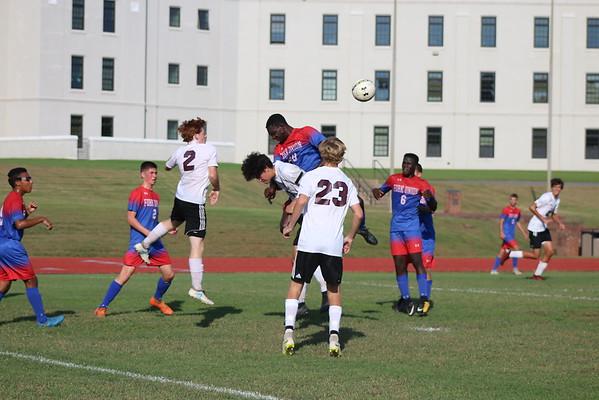 Prep Soccer vs Saint Anne's Belfield - Oct 4