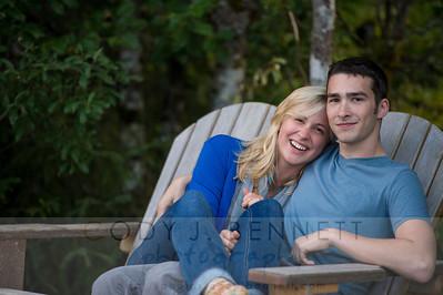 Jayleen and Jacob