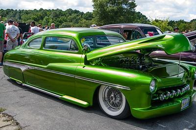 Virginia Hot Rod & Custom Car Show 2014