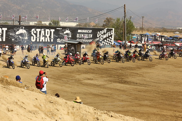 Race 16: 250 Nov