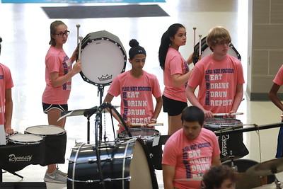 Drumline Camp 6/11-15/2018