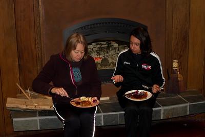 20101121 OAR Breakfast at Lisa's