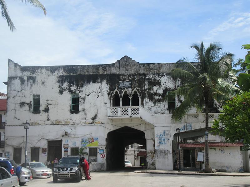 031_Zanzibar Stone Town. Old Orphanage.JPG