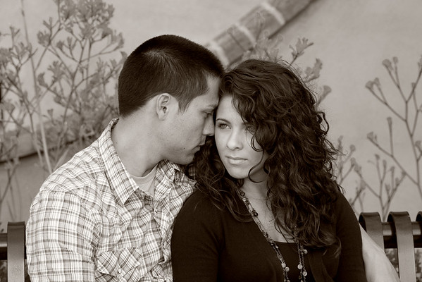Ronny and Natalya's Engagement Pix