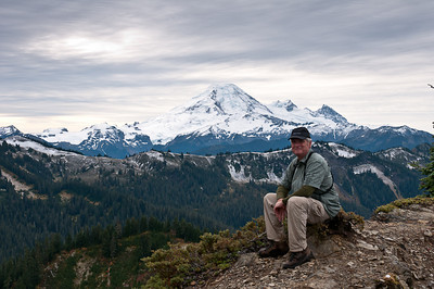 Cowap Peak - October 2010