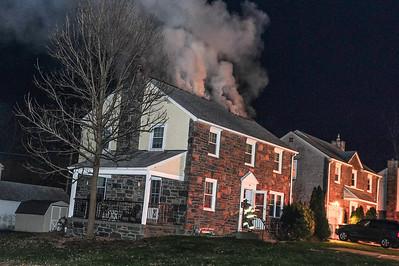 Dwelling Fire, Springfield