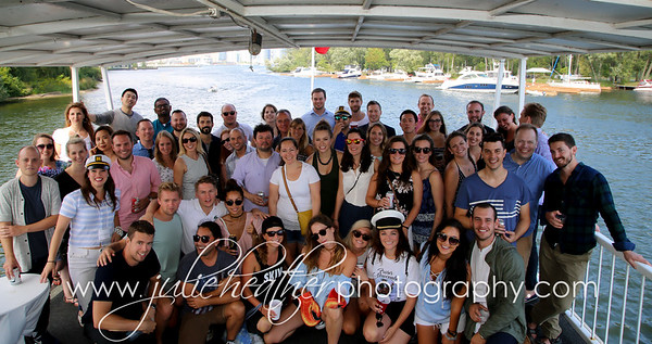 East Coast Connected Boat Cruise Sept 2016