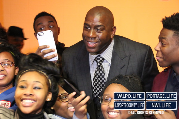 2016 Gary Schools Dreams and Transformations Featuring Magic Johnson