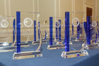 2012 Virginia Law Enforcement Challenge Awards