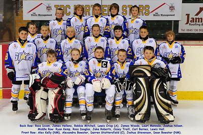 Northern Stars Team Photos