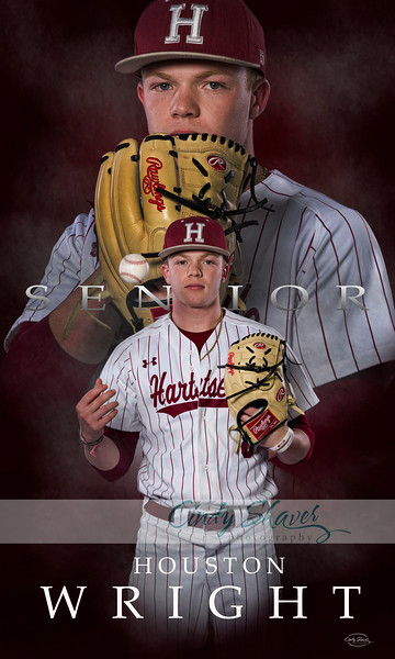 Hartselle High School Baseball Senior