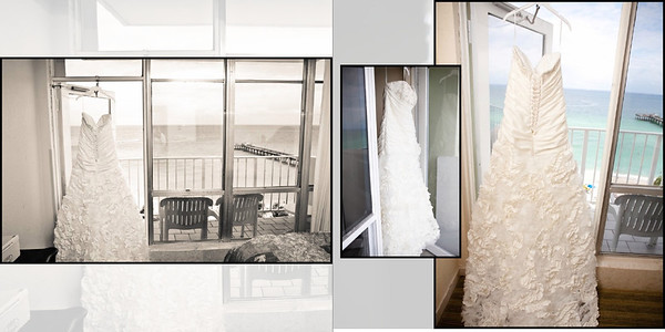 Yesenia and Juan Wedding Album Proofs