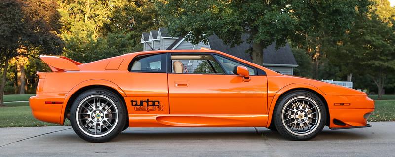 2003 Lotus Esprit Turbo