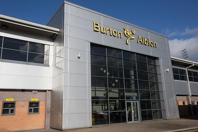 Burton Albion v Blackpool (31.10.20)