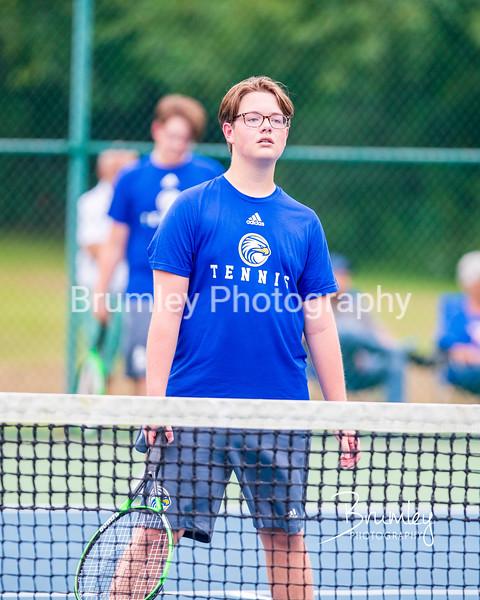 Boys HS Tennis