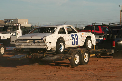 El Paso Speedway Park - August, 2010