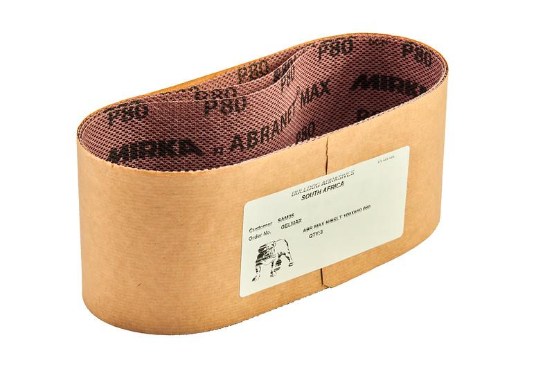 Gelmar ABR Max N/Belt 100x610 P80