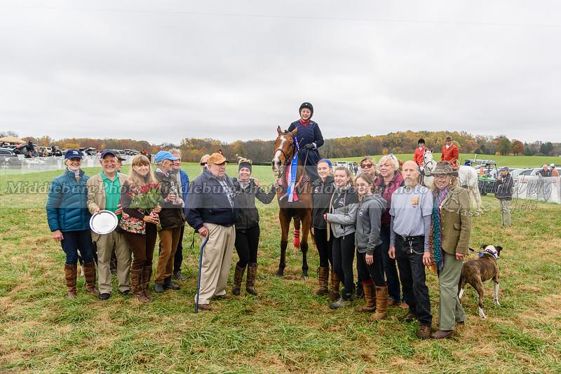 PA Hunt Cup Invitational Side Saddle Race