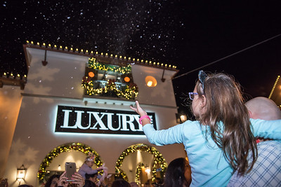 3rd Annual Outlets at San Clemente Tree Lighting Celebration