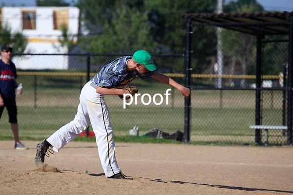 Baseball All Star game Boys