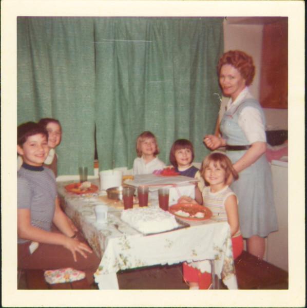 Ramona's birthday - Moses Lake, WA