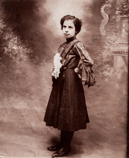 Maria Espino September 28th 1908