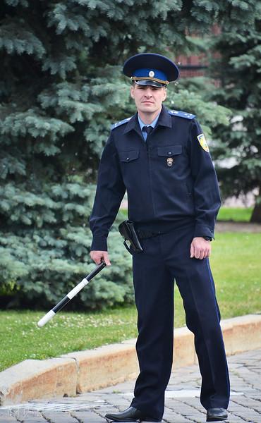 Kremlin Security Guard