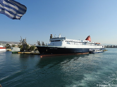 Piraeus Aegina Perama Paloukia 10 Sep 2018
