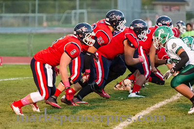 Football SHS vs Provo 10-4-2012