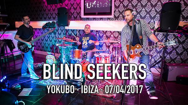BLIND SEEKERS - YOKUBO
