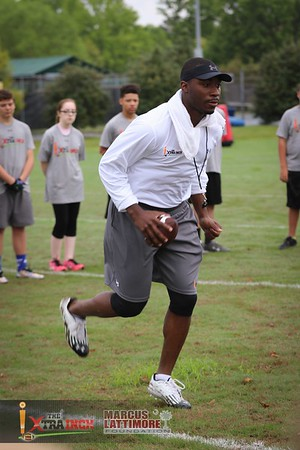 2015 Football Camp - Heathwood Hall