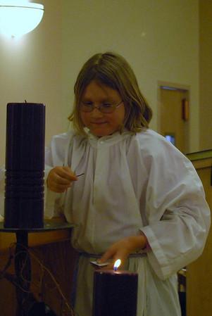 Ash Wednesday 2008