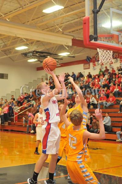 12-13-13 Sports Ayersville @ Patrick Henry BBK
