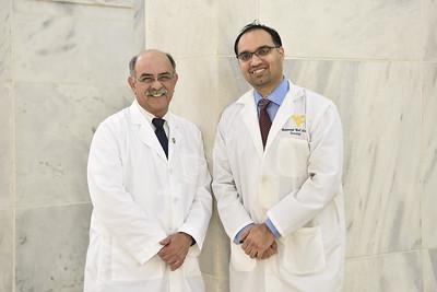 33057 WVU Medicine Dr. Alvi and Dr. Simpkins Stroke Research Presentation Jan 2017