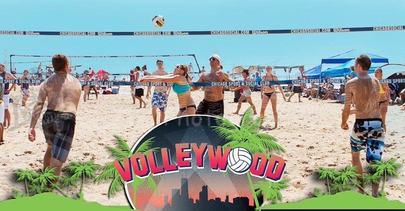 2016 Volleywood Beach Volleyball Tournament