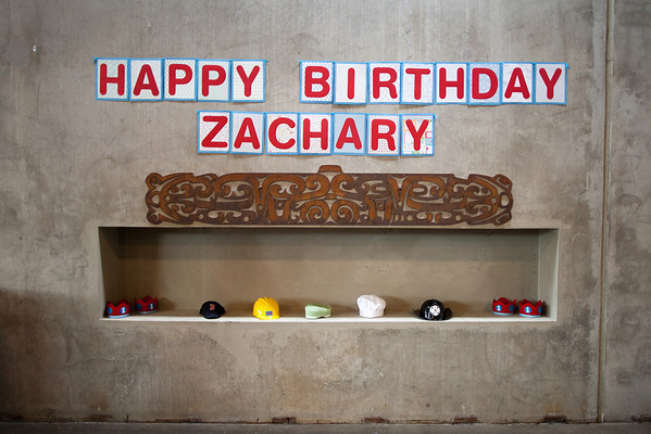Zachary's 1st Birthday