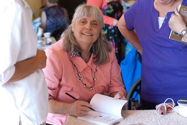 Judy Squier Tea Party 6.11.11