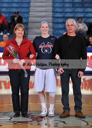Girls Varsity Basketball - Sexton at Mason - Feb 23