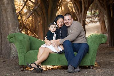 The Yanez Family 2014