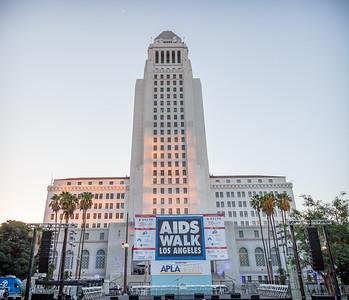 AIDS Walk LA 2017 Grand Park