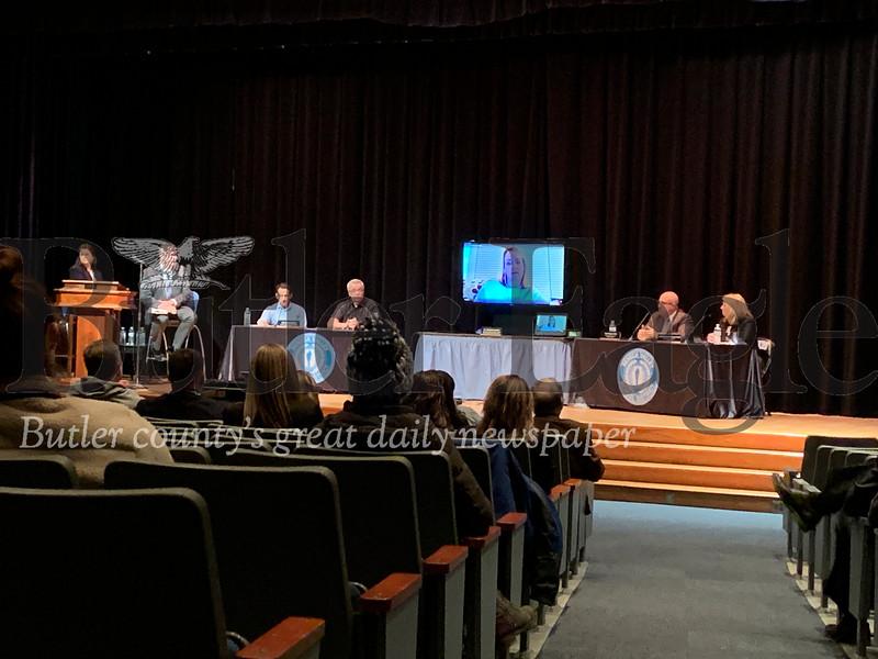 Seneca Valley anti-bullying