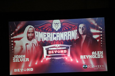 Alex Reynolds vs John Silver