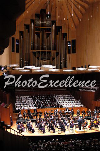 Ode to Joy - Sydney Opera House Concert Hall 2005