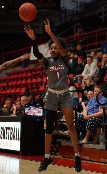 Women's Basketball vs. Radford 1/25